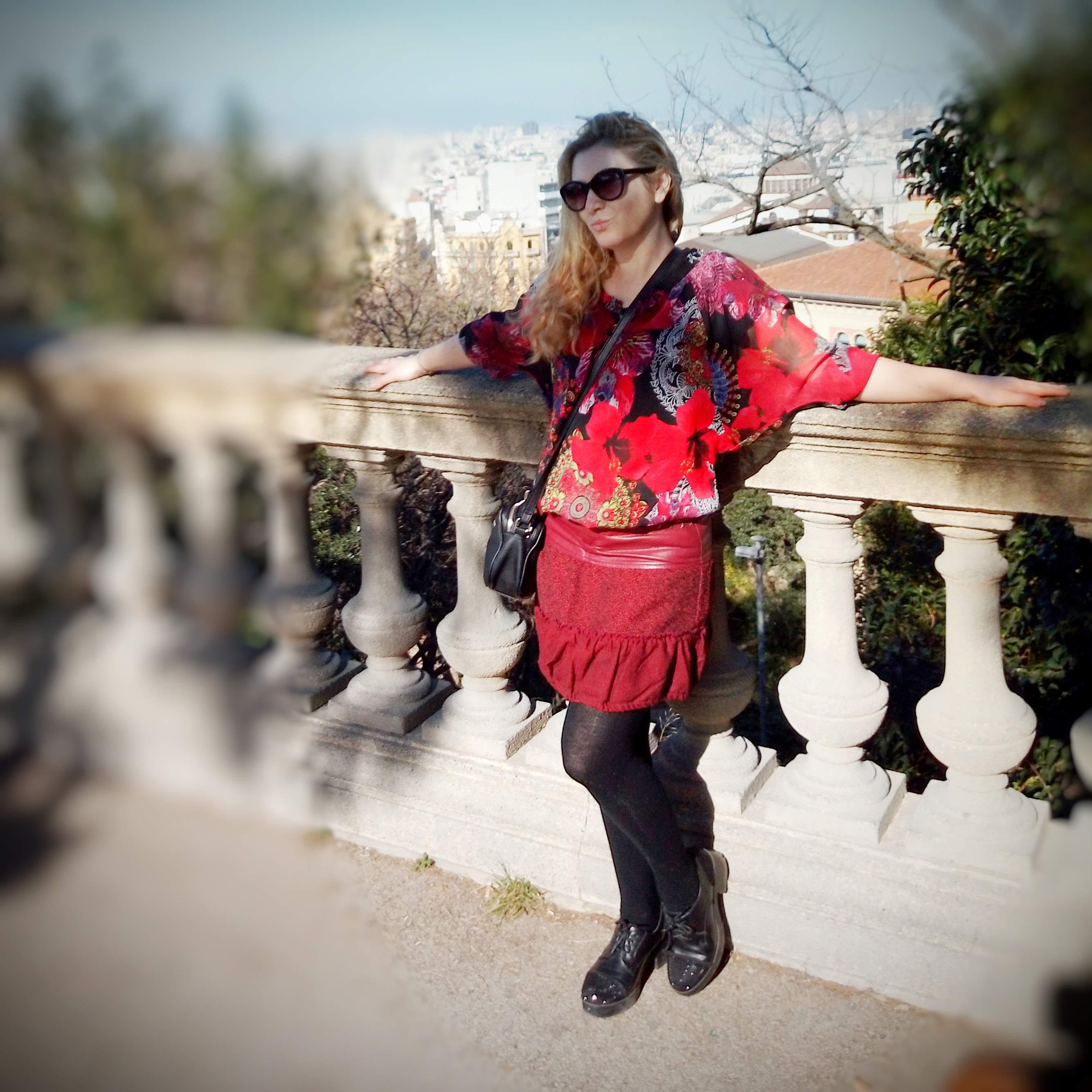 Nuevo Outfit con Falda de Cuero