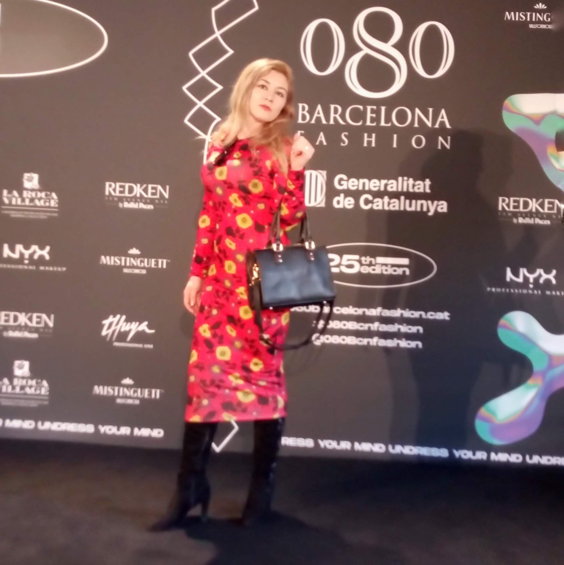 PhotoCall Barcelona Fashion Week